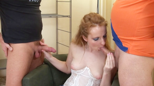 image Pussy sucking dick fucking swingers party